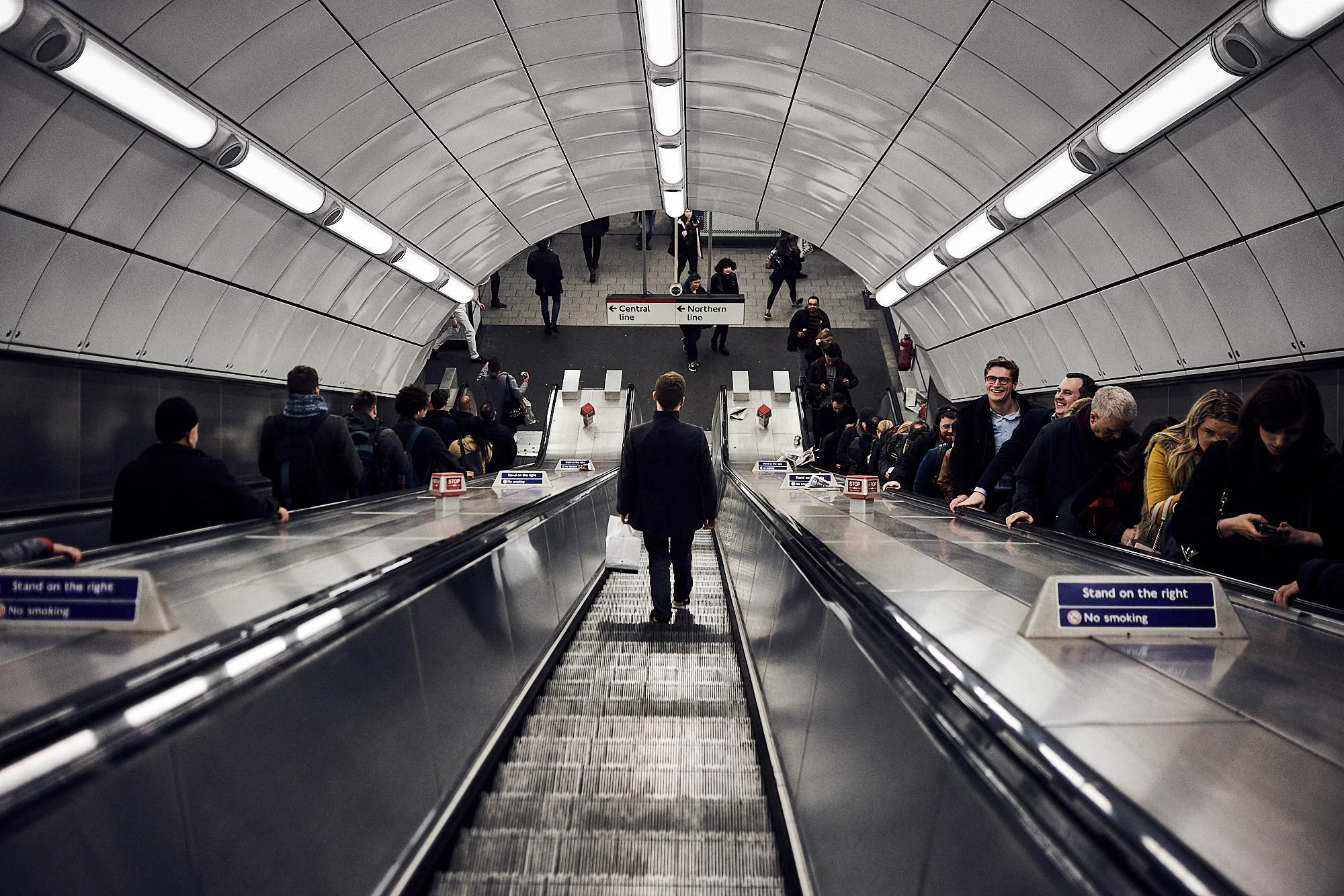 london underground sony award alpha a7r